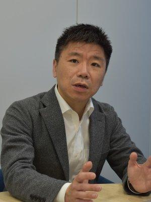 日本資産運用基盤グループ 大原啓一社長
