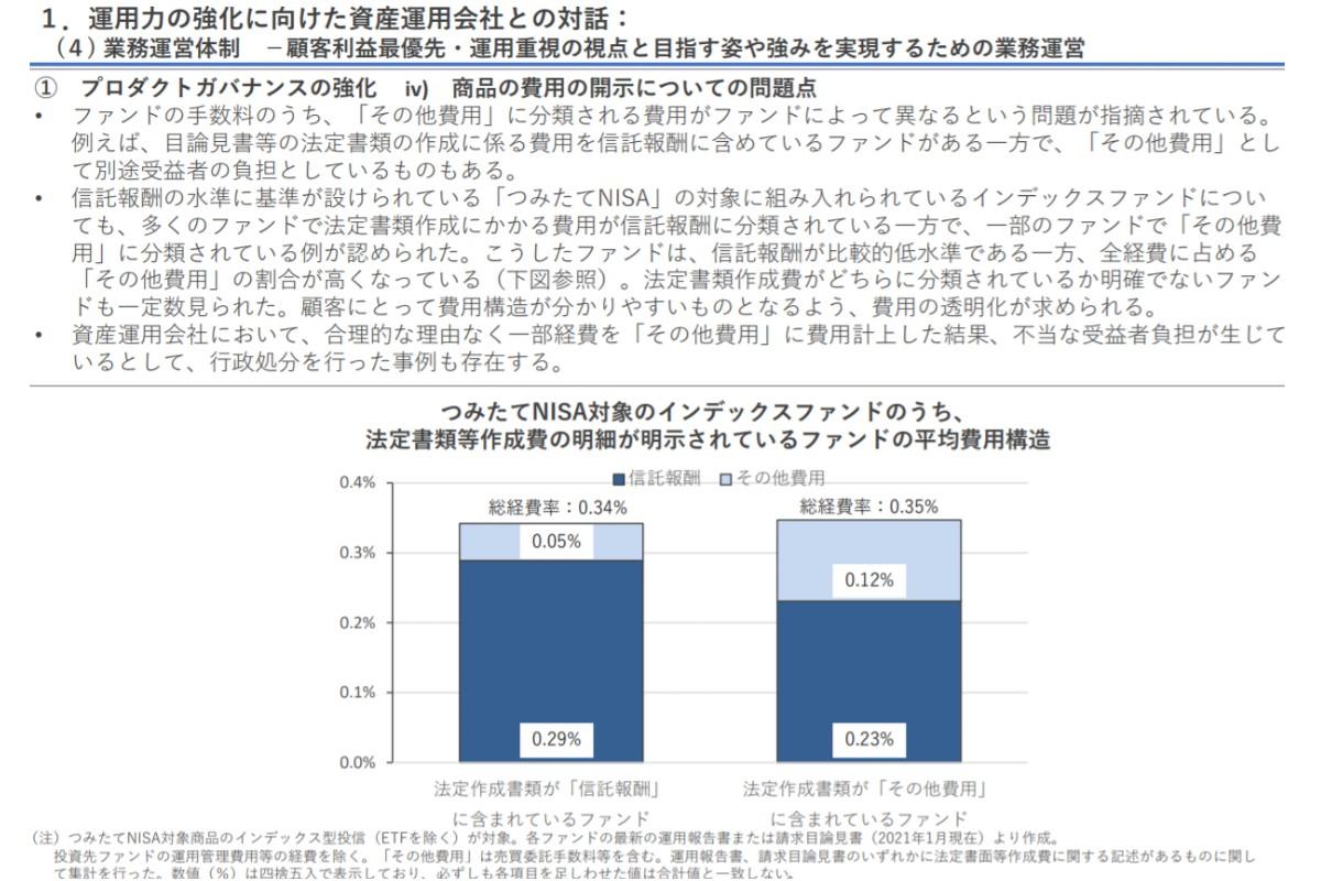 運用力の強化に向けた資産運用会社との対話