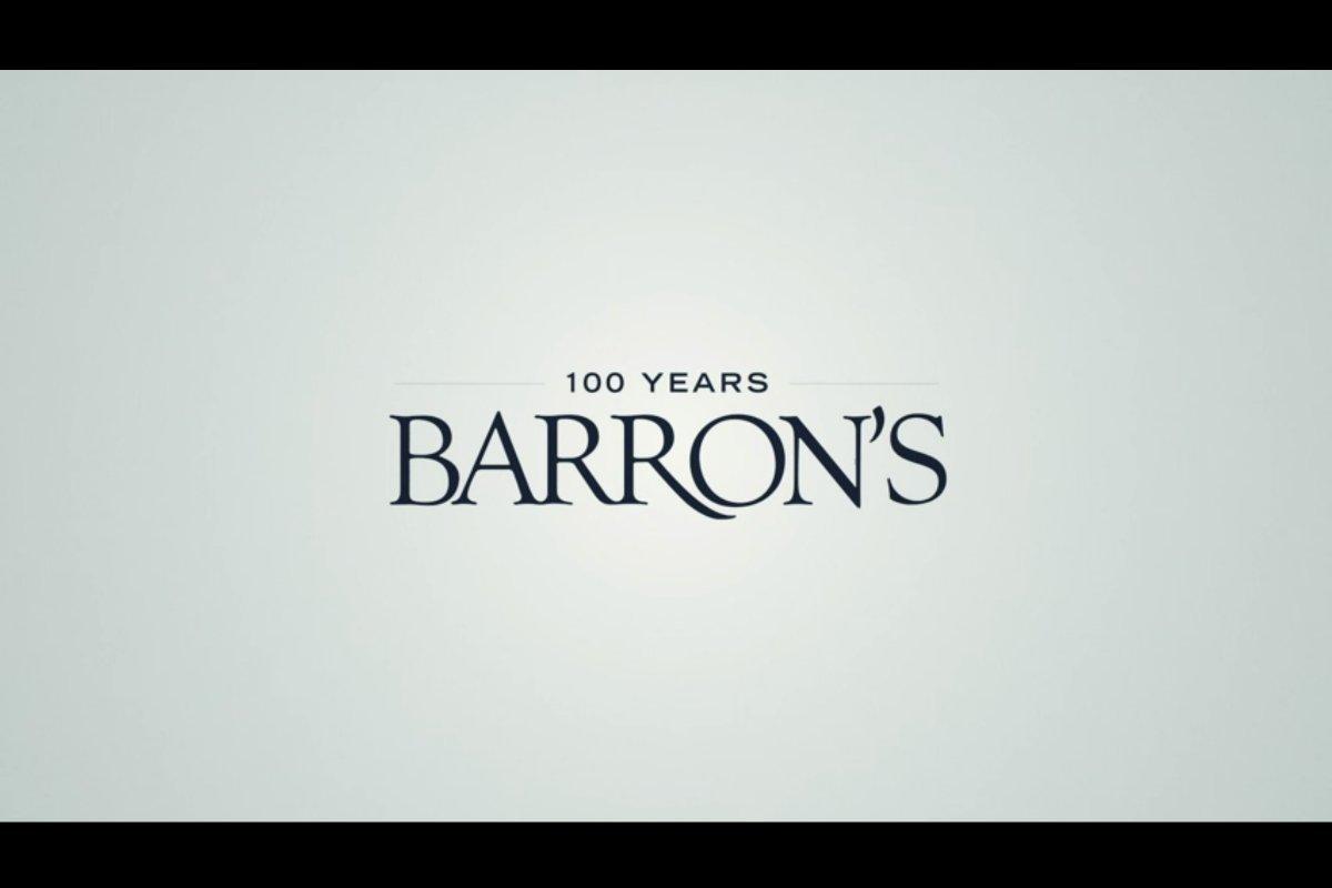 BARRON'S創刊100周年記念Movieより