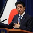 安倍首相辞任表明 予算編成の遅れ懸念