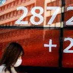 ドル建て日経平均、史上最高値 海外勢の買い後押し