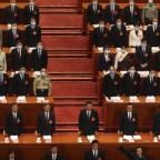 〔上海外為〕人民元は7カ月半ぶりの安値近辺=米中対立リスクを警戒(25日)