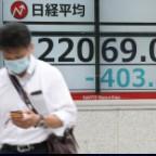 〔来週の株式相場見通し〕荒い値動きに=コロナ二次感染への警戒続く
