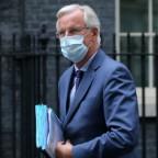 英首相:EUとのFTA交渉、決裂辞さず=独首相と電話会談