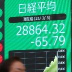 〔証券情報〕仮需は警戒領域に=解消なら下落加速