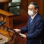デジタル法案、参院審議入り=菅首相、個人情報「不安を払拭」